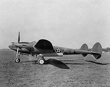 P-38 Lightning Photos
