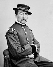 Major General Phillip H. Sheridan Civil War Photo Print for Sale
