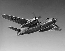 WWII Martin B-26 Marauder Bomber Photo Print for Sale
