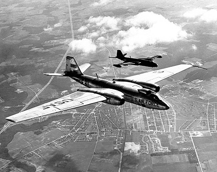 Martin B-57 Canberra & RB-57D Photo Print