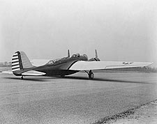 Martin YB-10 / B-10 Bomber Aircraft on Ramp Photo Print for Sale