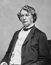 Massachusetts Senator Charles Sumner Photo Print for Sale