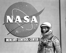 Mercury Astronaut Scott Carpenter NASA Photo Print