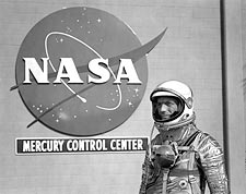 Mercury Astronaut Scott Carpenter NASA Photo Print for Sale