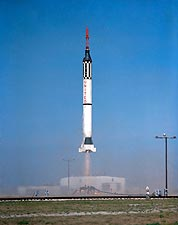 Mercury Redstone 2 Ham Launch Photo Print for Sale