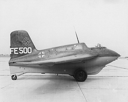 Messerschmitt Me-163 Komet  Photo Print