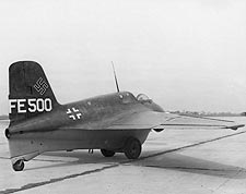 Messerschmitt Me-163 Komet Rocket Plane Photo Print for Sale