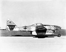 Messerschmitt Me-262 Photos