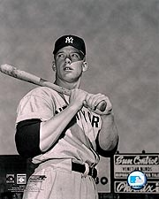 Mickey Mantle New York Yankees Baseball Photo Print for Sale