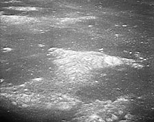 Moon Surface Mount Marilyn Apollo 10 Photo Print for Sale