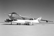 Naca Fleet D-558 & B-47 Stratojet Photo Print