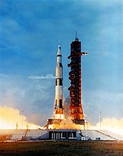 NASA Apollo 10 Saturn V Rocket Launch Photo Print for Sale