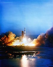 Spacecraft Launch Sequence NASA Apollo 8  Photo Print for Sale