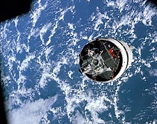 NASA Apollo 9 Lunar Module Spider Adapter Photo Print for Sale