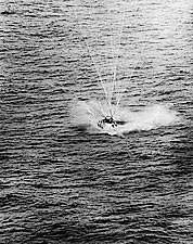 NASA Apollo 9 Reentry Splashdown Photo Print for Sale