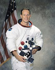 NASA Astronaut Jack Lousma WSS Skylab 3 Photo Print for Sale