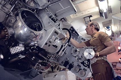 NASA Astronaut Pete Conrad Training for Skylab  Photo Print