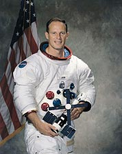 NASA Jack Lousma Portrait Skylab 3 WSS Photo Print for Sale