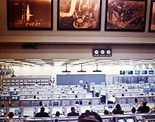 NASA Mission Control Center Apollo 8 Photo Print for Sale