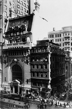 National Park Building New York City 1921 Photo Print