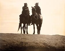 Native American Indians Edward S. Curtis  Photo Print for Sale