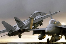 Navy F-14 'Bounty Hunters' VF-2 Launch Photo Print