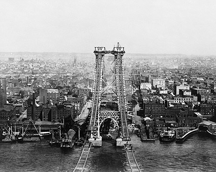 New East River Bridge New York City 1901 Photo Print
