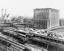 New York Central & Hudson River Railroad Photo Print for Sale