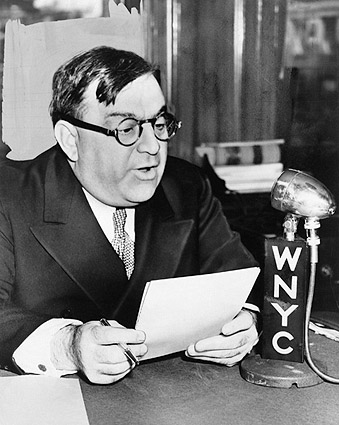 New York City Mayor Fiorello La Guardia Photo Print