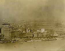 New York City Skyline 1920s Photo Print for Sale
