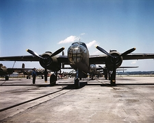 North American Aviation B-25 Bombers 1942 Photo Print