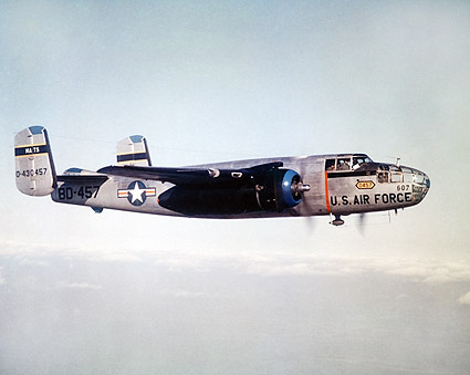 North American B-25 Mitchell WWII Bomber Photo Print