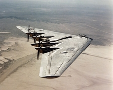 Northrop B-35 Flying Wing Aircraft Photo Print