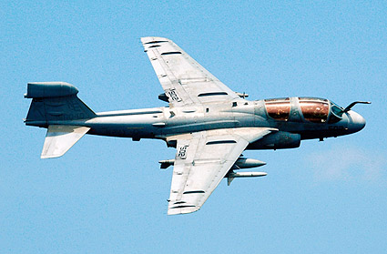 Northrop Grumman EA-6B Prowler U.S. Navy Aircraft Photo Print