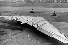 Northrop YB-49 Flying Wing Bomber 1948 Photo Print for Sale