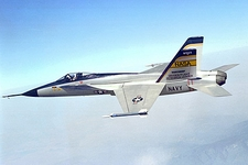 Northrop YF-17 Cobra in Flight F-18 Photo Print