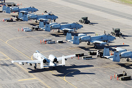 O/A-10/A-10 Thunderbolt II Warthog Photo Print