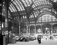 Old Pennsylvania Station, New York City Photo Print for Sale