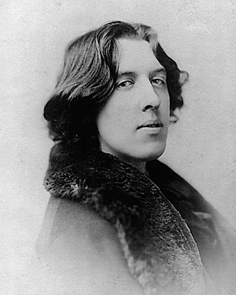 Oscar Wilde Bust Sarony Portrait 1882 Photo Print