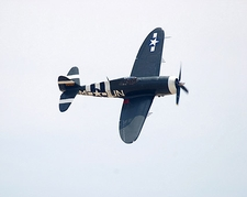 P-47 Thunderbolt WWII Fighter Aircraft Photo Print