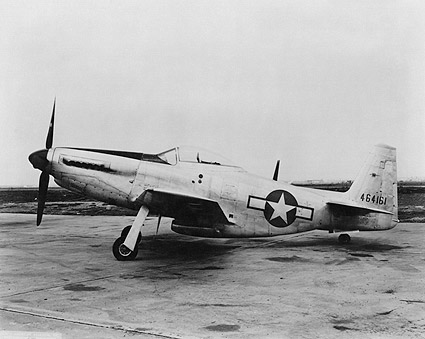 P-51 / P-51D Mustang WWII Fighter Photo Print