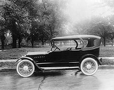 Antique Automobile Photos