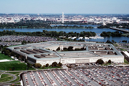 Pentagon Aerial View Washington, D.C. Photo Print