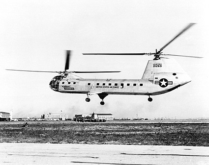 Piasecki H-16 Transporter Helicopter Photo Print
