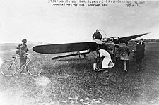 Pilot Louis Bleriot & Channel Flight 1909 Photo Print for Sale
