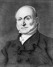 Portrait of John Quincy Adams Photo Print for Sale