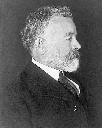 Portrait Representative Henry Cabot Lodge Photo Print