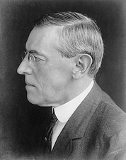 Pres. Elect Woodrow Wilson 1912 Portrait Photo Print
