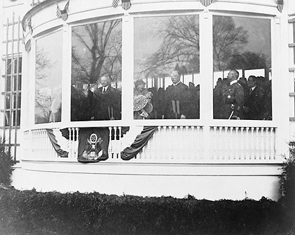 Pres. Herbert Hoover Inauguration Parade Photo Print