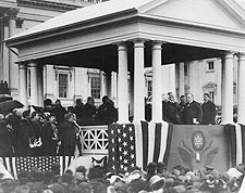 Pres. William McKinley Inauguration 1901 Photo Print for Sale